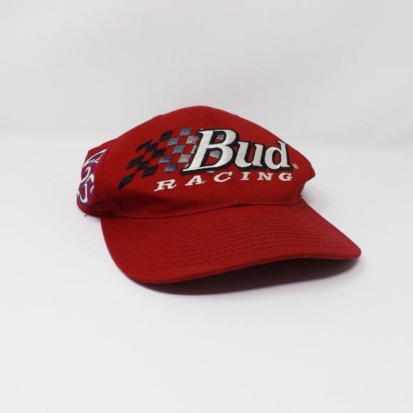 Mens Ricky Craven 25 Bud Racing Baseball Cap